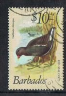 Barbados SG638 1979 Definitive $10 Good/fine Used - Barbades (1966-...)