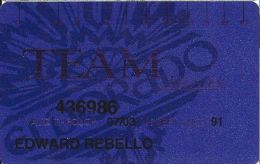 Eldorado Casino Reno NV - Employee Card - Casino Cards