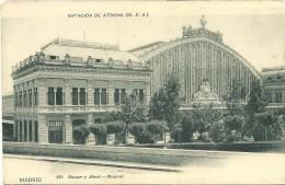 Madrid - Estación De Atocha (M.Z.A.) - Madrid