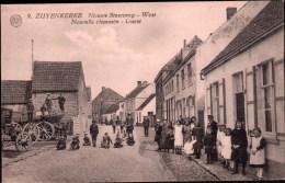Zuienkerke : Nieuwe Steenweg West - Zuienkerke
