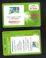 MALTA  CHIP PHONECARD - Malta
