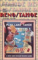 This Week Reno/Tahoe January 15-31, 1987 - Local Travel Info Magazine - Tourism Brochures