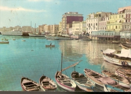Italy  & Bilhete Postal, Il Porto, Anzio, Monaco 1960 (30) - Italy