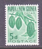 PAPUA  & NEW  GUINEA  141  *   CACAO - Fruits