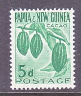 PAPUA  & NEW  GUINEA  141   **    CACAO - Papua New Guinea