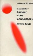 Pdf 125 Asimov L'amour Vous Connaissez - Présence Du Futur