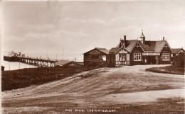 Postcard - Lee-On-Solent Pier, Hampshire. 6291 - Angleterre