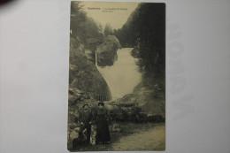 CPA Cauterets La Cascade Du Cerisey - DAK07 - Cauterets