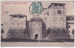 16-85  Rocca Malatestiana - Rimini