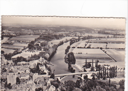 25703 La Roche-Posay-Les-Bains - Vue Générale Prise En Avion 4.220.A Theojac - - La Roche Posay