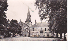 25704  Suippes - L'église Et L'hotel De Ville -MA 806 Ed Duclos La Cigogne - - France
