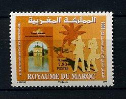 Maroc ** N°1473 - 1er Salon Du Tourisme - Maroc (1956-...)