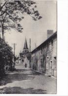 25707 Naintre -l'entrée Du Bourg -CIM - France