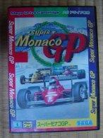 Sega Mega Drive Cartridge Japanese : Super Monaco GP - Sega