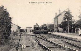 V2237 Cpa 23 Parsac - La Gare - Non Classés