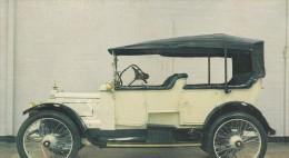 DAIMLER 1911 PUBLICITE AU DOS POUR BISCOTTE CORVISART EPINAL - Turismo