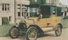 FORD T 1915 PUBLICITE AU DOS POUR BISCOTTE CORVISART EPINAL - Turismo