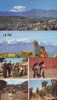 Bolivia,  7 Cartoline  Vari Soggetti - Bolivia