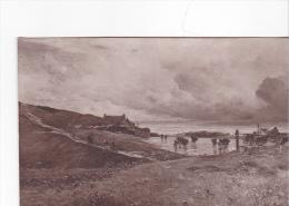 25717 Salon De 1913 -route Mer Equihen. Antoine Guillemet 6725dt ND -