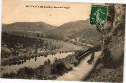 CPA  Vallée Du Doubs - Route De Quingey   (183698) - France