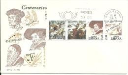 FDC ESPAÑA 1978 - Rubens
