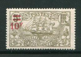 NOUVELLE CALEDONIE- Y&T N°137- Neuf Avec Charnière * (signé Au Dos) - Nouvelle-Calédonie