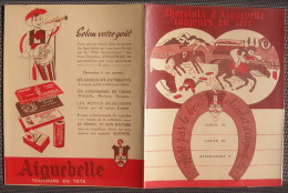 PROTEGE-CAHIER CHOCOLAT D´AIGUEBELLE - Cacao