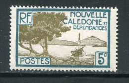 NOUVELLE CALEDONIE- Y&T N°142- Neuf Avec Charnière * - New Caledonia