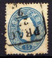 Österreich 1860 Mi 22, Gestempelt [280316XIV] - Usados