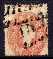 Österreich 1860 Mi 20, Gestempelt [280316XIV] - Usados