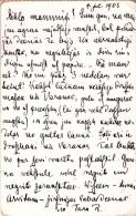 LATVIA.LETTLAND,Blaumanja Vestule Matei - 1908. - Latvia