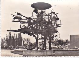 25727 Exposition Nationale Suisse LAUSANNE 1964 -ed 14 Perrochet- Jean Tinguely La Métamécanique