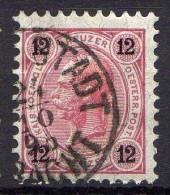 Österreich 1890 Mi 55 A, Zähnung 10, Gestempelt [280316XIV] - 1850-1918 Empire