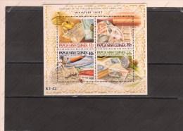 PAPUA NEW GUINEE Nº  HB 2 - Correo Postal