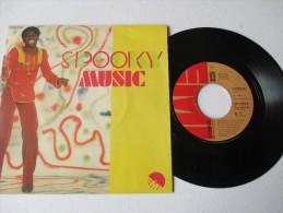 SPOOKY   ---   MUSIC  &  EXPRESS   --  2 Photos - Disco, Pop