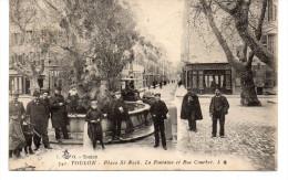 Var : Toulon : Place Saint-Roch - Toulon