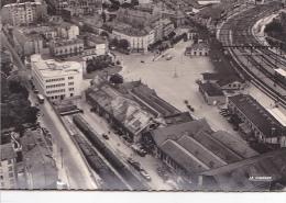 25732 DIJON FRANCE  Vue Aerienne La Gare -21.231.58 Ed La Cigogne - - Gares - Avec Trains