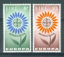 EIRE - Mi. Nr 167/168 - Europa CEPT - MNH** - Cote 12,00 € - 1949-... Repubblica D'Irlanda