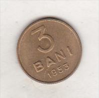 Bnk Sc Romania 3 Bani 1953 Excellent Condition - Romania