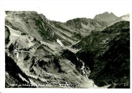 Stuben. Stuben Am Arlberg Gegen Hohen Riffler. - Stuben