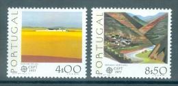 PORTUGAL - Mi 1360/1361 - Europa CEPT - MNH** - Cote 8,00 € - Neufs