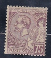 Albert 1er 75c - Monaco