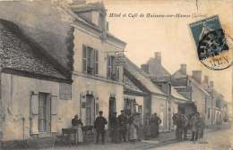HUISSEAU SUR MAUVES .  HOTEL ET CAFE . - Other Municipalities