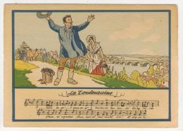 Barré-Dayez        Chansons Illustrées Par Jack          La Toulousaine       1479 Q - Illustrateurs & Photographes