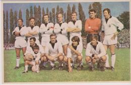 CPSM Club Football: K.F.C DIEST : Thys - Van Dingenen  Heyligen  Cuypers  Geys  Carmans  Van Riel  Schepers  Ritzen ... - Calcio