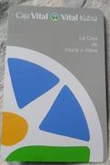 Fournier Caja Vital Kutxa 1991 - Calendari