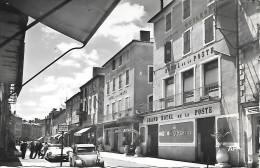 Langogne Grand Hotel De La Poste 2cv DS Animation - Langogne