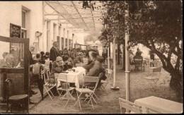 Auderghem  : Rouge Clôitre : La Terrasse Du Grand Hôtel De L'Abbaye - Auderghem - Oudergem