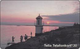 Norwegen  Phonecard  Leuchtturm Lighthouse - Lighthouses