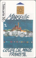 Frankreich  Phonecard  Leuchtturm Lighthouse - Lighthouses